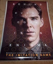the imitation game genuine movie poster 27