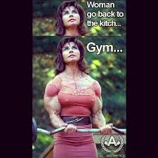 Muscle Woman Meme - ac aesthetics acaesthetics instagram photos and videos