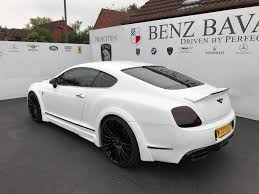 mercedes bentley bentley continental gt titan 6 0 benz bavarian of derby