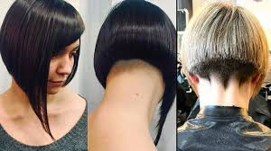 short haircuts for women with clipper nape shaving women extreme short nape haircut haircut women