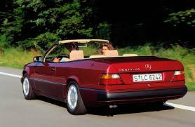 mercedes ce mercedes 300 ce 24 cabriolet at photo mercedes