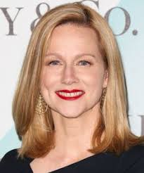 laura linney feathered hair halle berry medium wavy cut with bangs halle shoulder length