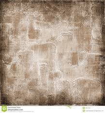 vintage background on textured fabric in shades of brown stock