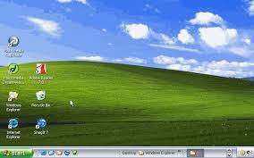tutorial xp windows microsoft windows xp tutorial free unit 03 windows desktop bars and