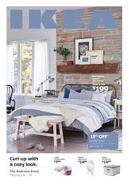 Stockholm Bed Frame Ikea by Ikea Canada Flyers