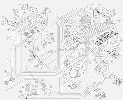 wiring diagram for club car starter generator wiring diagram