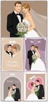 Groom And Groom Wedding Card And Groom Wedding Invitation Vectors