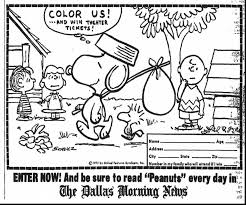 astonishing snoopy and woodstock coloring pages printable with