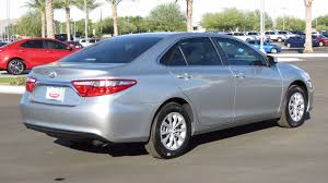 toyota camry 2017 used toyota camry le automatic at toyota of serving