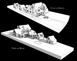 tudor revival floor plans infill tudor exterior floor plans pinterest elevation plan