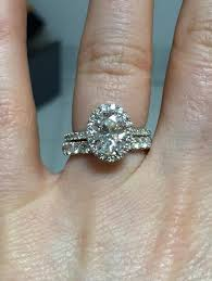 wedding ring bands let me see your thin e ring bands with thick wedding anniversary