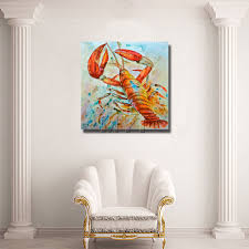 hand drawing animal body pciture large size wall decor home