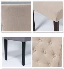 Upholstered Linen Dining Chairs Dining Chair Upholstered Linen Dining Chair Fabric Dining Room