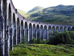 riding the harry potter train in scotland is just as epic as it