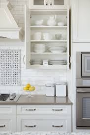 remove kitchen cabinet doors for open shelving open shelving isn t replacing cabinets