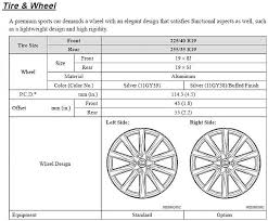 lexus is 250 tire size urgent size and offset eof isf wheel clublexus lexus forum