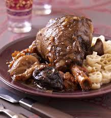 cuisiner l agneau souris d agneau fondantes à la marocaine les meilleures recettes