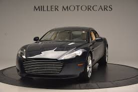 used aston martin for sale 2016 aston martin rapide s stock 7141 for sale near greenwich