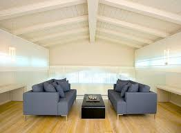 Lighting For Sloped Ceilings by Lighting For Exposed Beam Ceilings Family Room Contemporary With