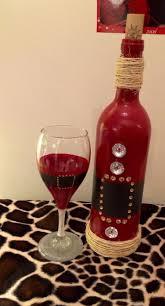 184 best diy wine bottle crafts images on pinterest wine bottle