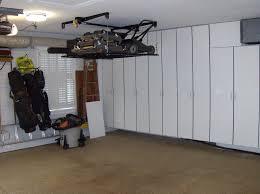 Garage Ceiling Storage Systems by Storage U0026 Organization Large Garage Storage Cabinet Ideas
