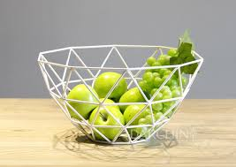 modern fruit basket metal fruit tray basket beautiful fruits tray modern metal fruit