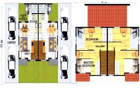 Camella Homes Drina Floor Plan A New Residential Subdivision In Mactan Cebu Montserrat