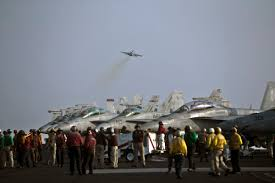life aboard the uss theodore roosevelt an aircraft carrier
