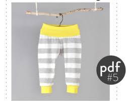 baby pdf pattern with cuffs photo tutorial