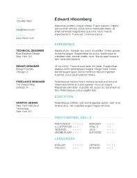great resume template resume template excel micxikine me