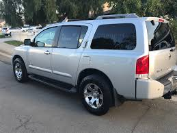 black nissan armada 2006 nissan armada le 4x4 socal expedition portal