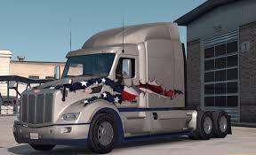 new peterbilt trucks gtm 579 epiq edition for ats american truck simulator mod ats mod