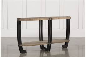 Sofa Table With Stools with Allure Sofa Table Living Spaces