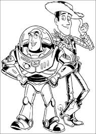 coloring graceful buzz coloring pages toystory15
