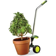 the potted plant hand truck hammacher schlemmer this is the