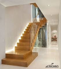 staircase with led lights led lighting on stairs staircase with