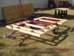How To Build A Tent Excellent Tent Trailers And A Frame Trailer Defedaaffaeafb Full