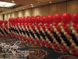balloon columns balloon columns order online at everyday flowers