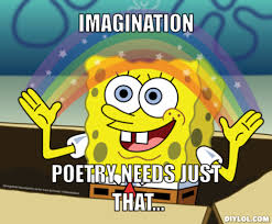 Poetry Meme - whatshouldwecallpoets or how to survive the internet during awp by