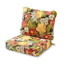 outdoor deep seat cushion set u2013 cushions direct