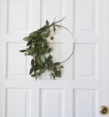 eucalyptus wreath simple diy eucalyptus wreath inspired gathering