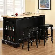 powell color black butcher block kitchen island powell furniture pennfield butcher block black kitchen island