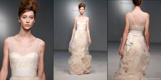winter wedding dresses 2010 vera wang fall winter 2011 bridal gowns collection wedding dress