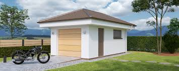 1 car garage plan djs architecture single garage plans