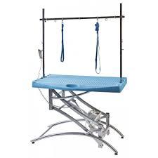 table top grooming table vivog vivog contour plastic top table vivog from groomers limited uk