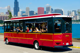 holiday lights trolley chicago chicago trolley rental rates request a quote from chicago trolley
