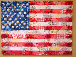 Flags American We Grow By Our Dreams American Flag Collage