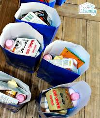 goodie bag ideas alternatives to goody bags at yourmodernfamily