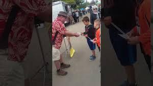 scoop mccoy magician s falls thanksgiving festival