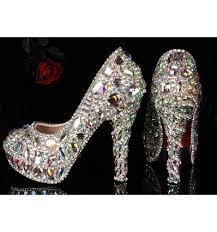 wedding shoes platform ab rhinestone wedding shoes bling bridal shoes prom shoes